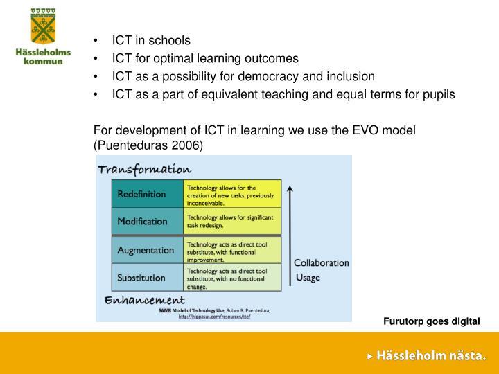 ICT in