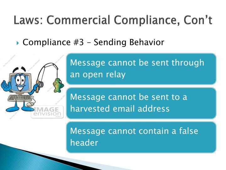 Laws: Commercial Compliance,