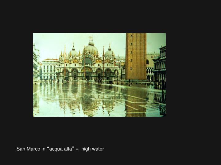 San Marco in
