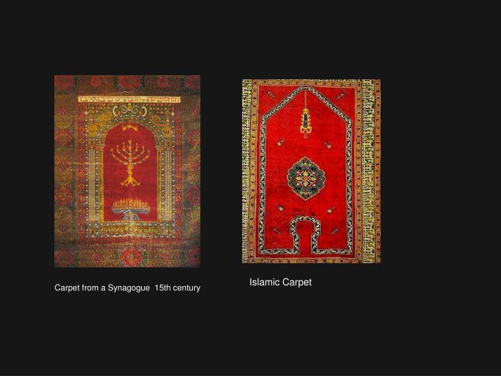 Islamic Carpet