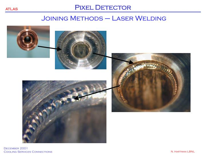 Joining Methods – Laser Welding