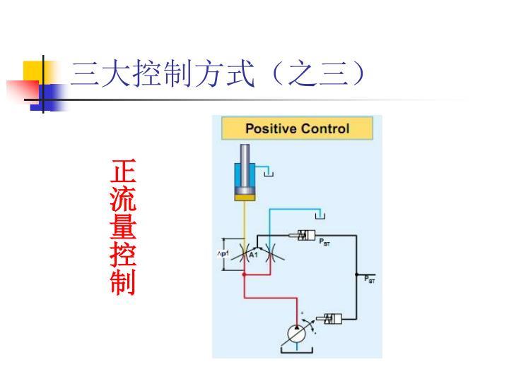三大控制方式(之三)