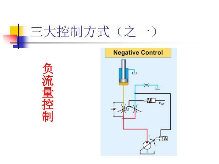三大控制方式(之一)