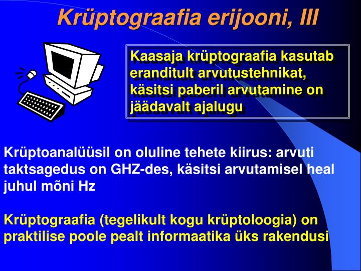 Krüptograafia