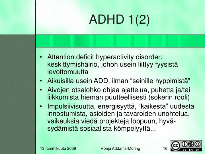 ADHD 1(2)