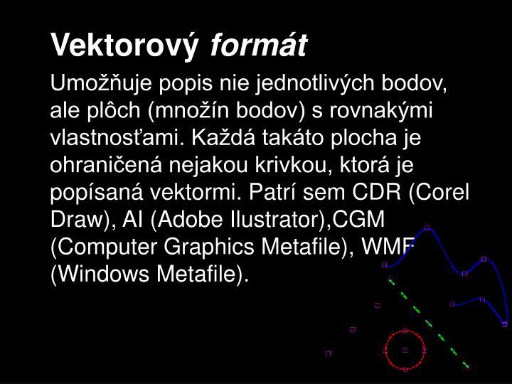Vektorový