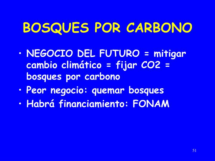 BOSQUES POR CARBONO