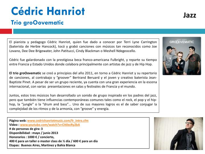 Cédric Hanriot