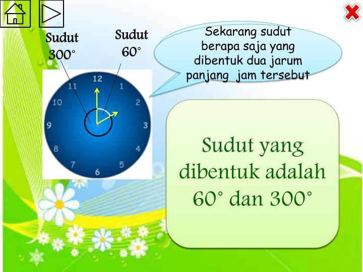 Pukul  berapa yang ditunjukkan pada jam tersebut?