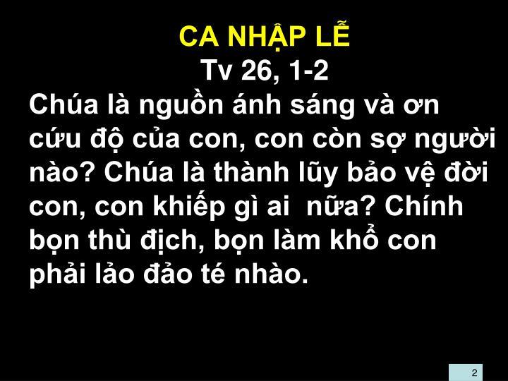 CA NHP L