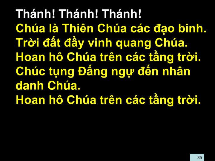 Thnh! Thnh! Thnh!