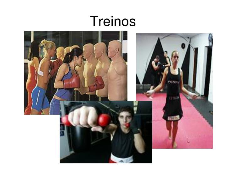 Treinos