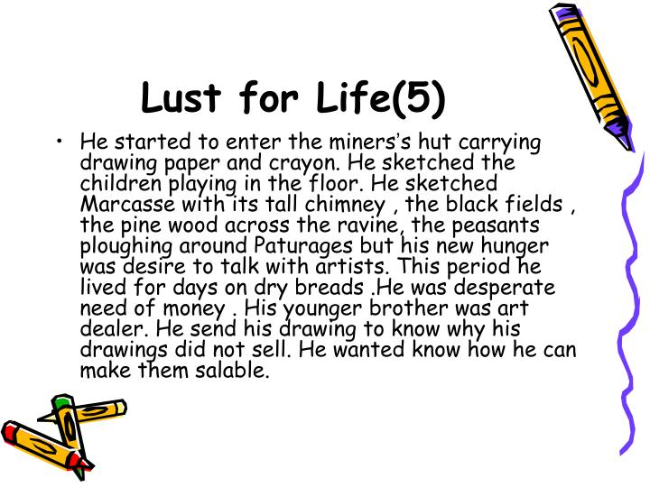 Lust for Life(5)