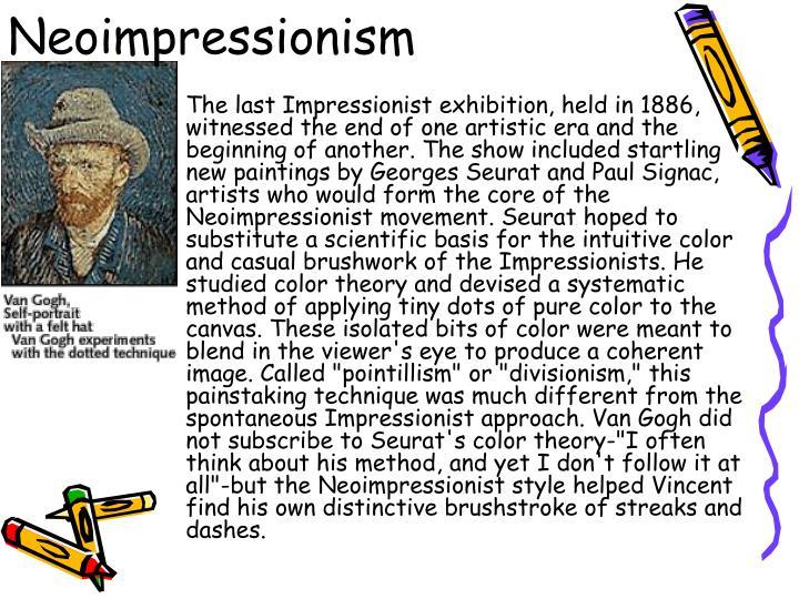 Neoimpressionism