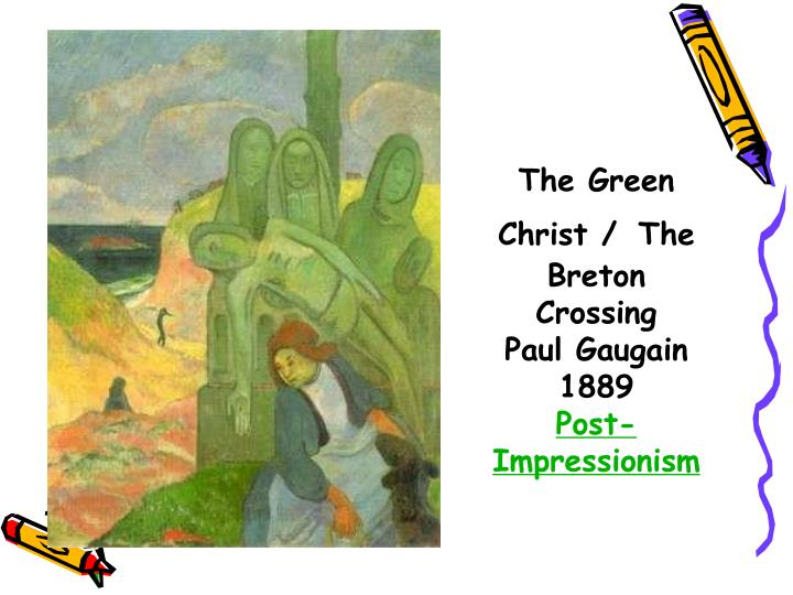 The Green Christ /