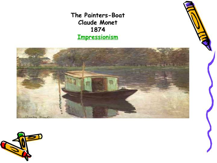 The Painters-Boat