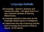 language aptitude1