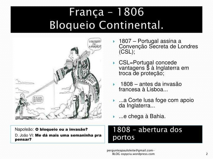 França – 1806