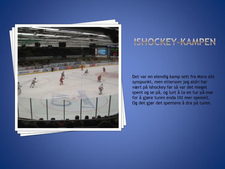Ishockey-kampen