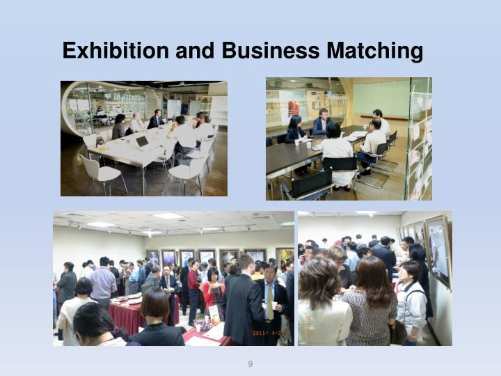 Exhibition and Business Matching