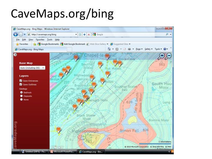 CaveMaps.org/bing
