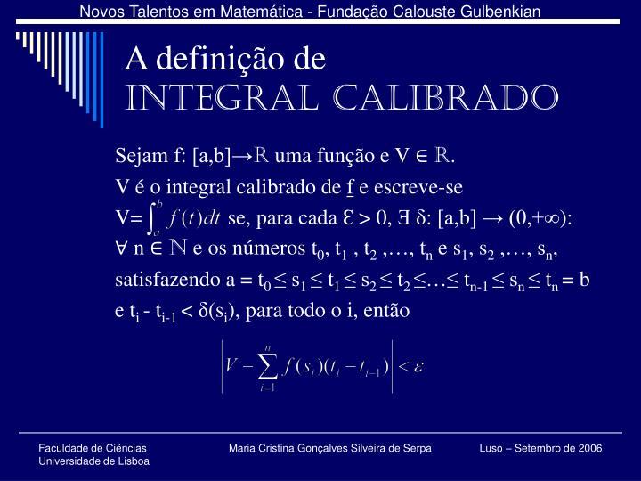Sejam f: [a,b]→