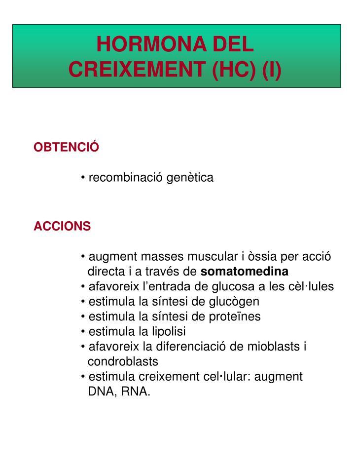 HORMONA DEL
