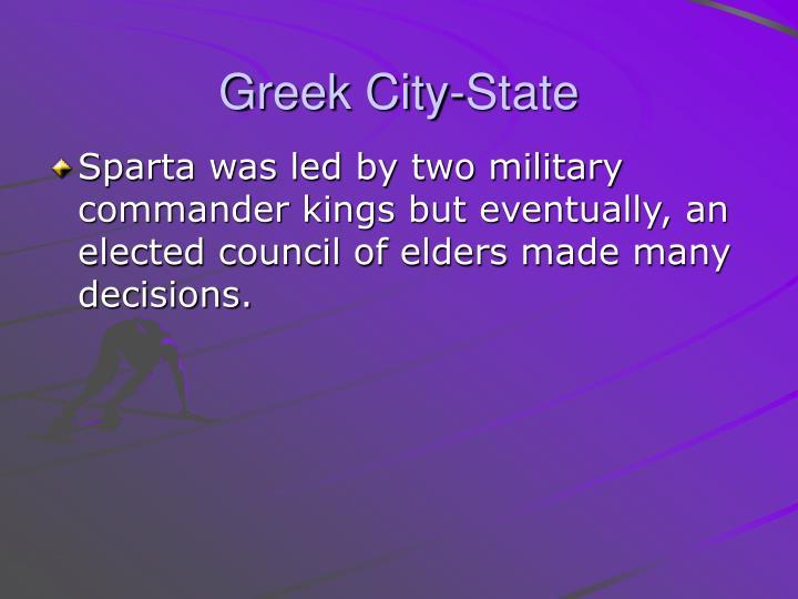 Greek City-State