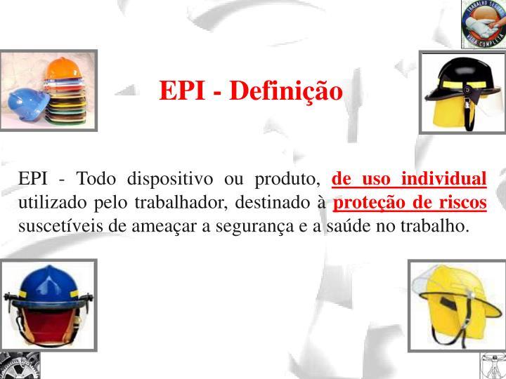 EPI - Definição