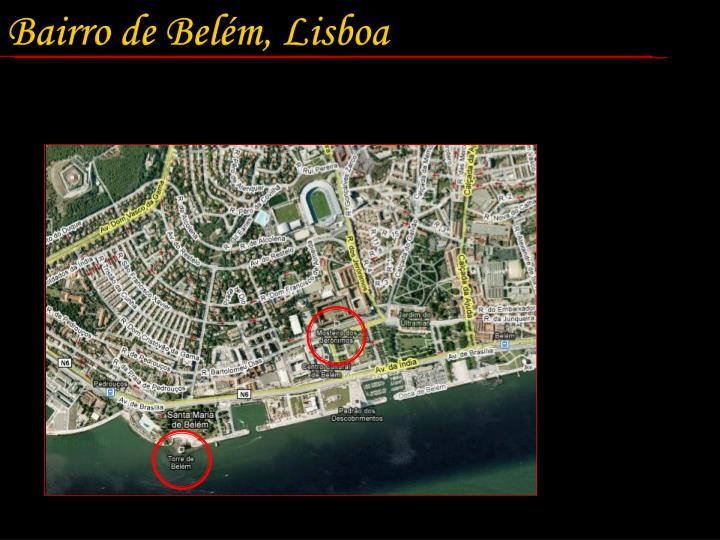 Bairro de Belém, Lisboa