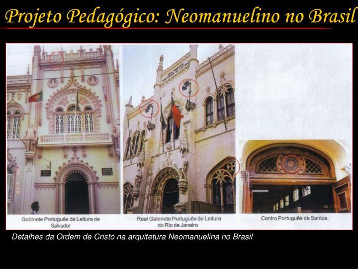 Projeto Pedagógico: