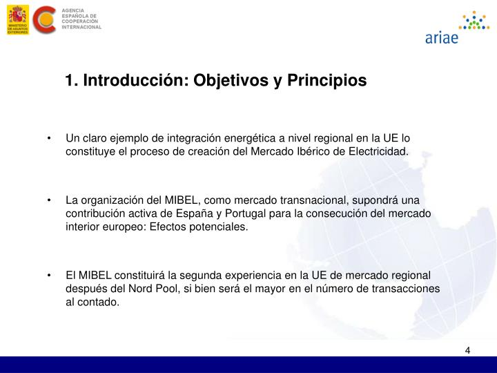 1. Introducción: Objetivos y Principios