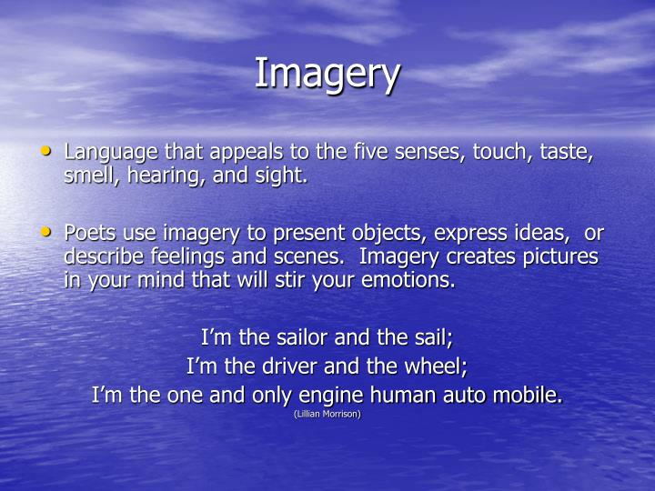 Imagery