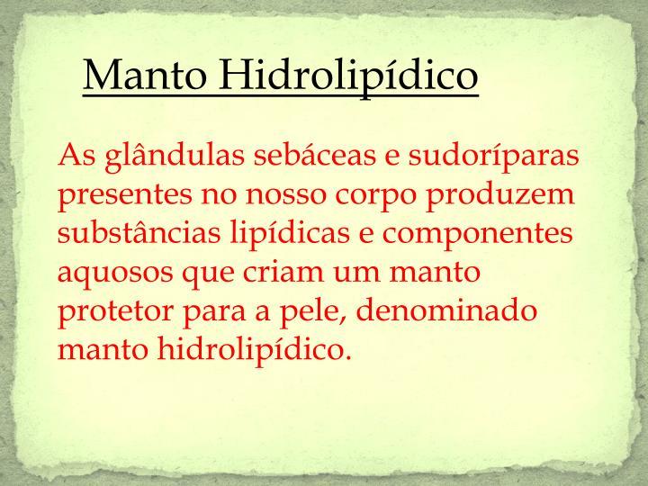 Manto Hidrolipídico