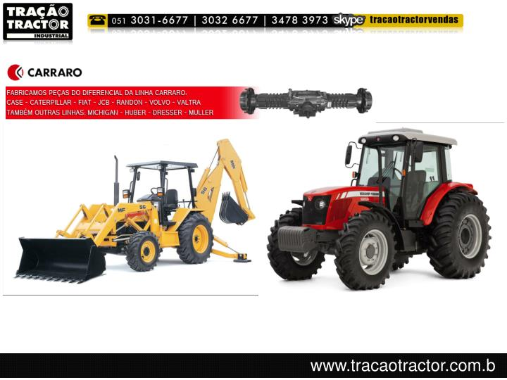 www.tracaotractor.com.br