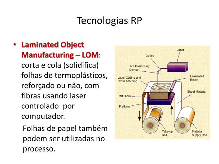 Tecnologias RP