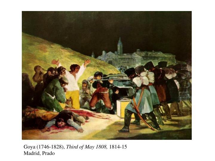 Goya (1746-1828),