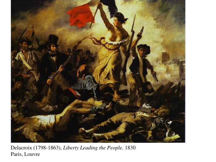 Delacroix (1798-1863),