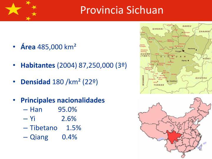 Provincia Sichuan