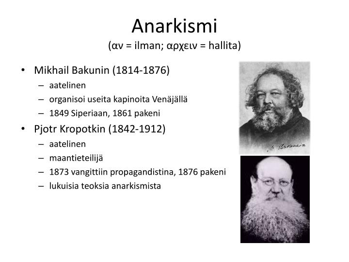 Anarkismi