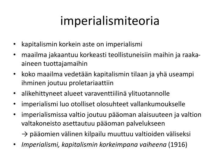 imperialismiteoria