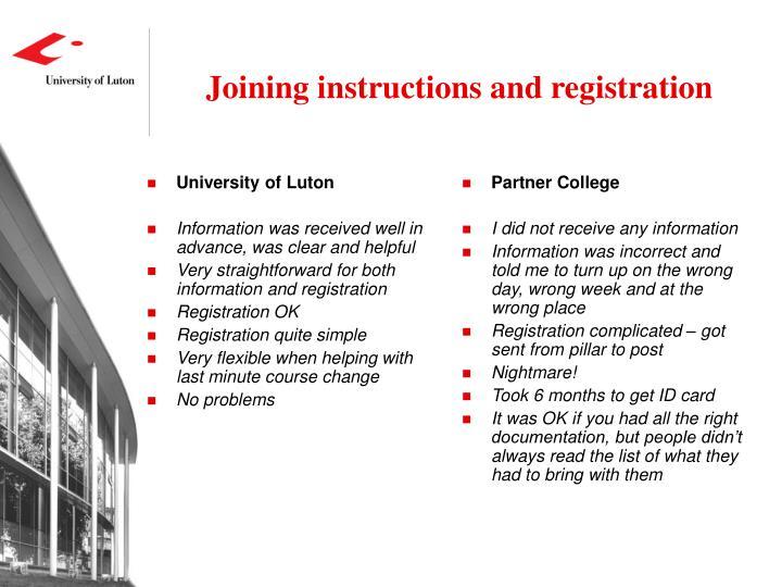 University of Luton