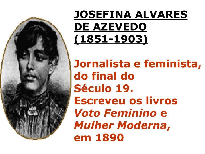 JOSEFINA ALVARES