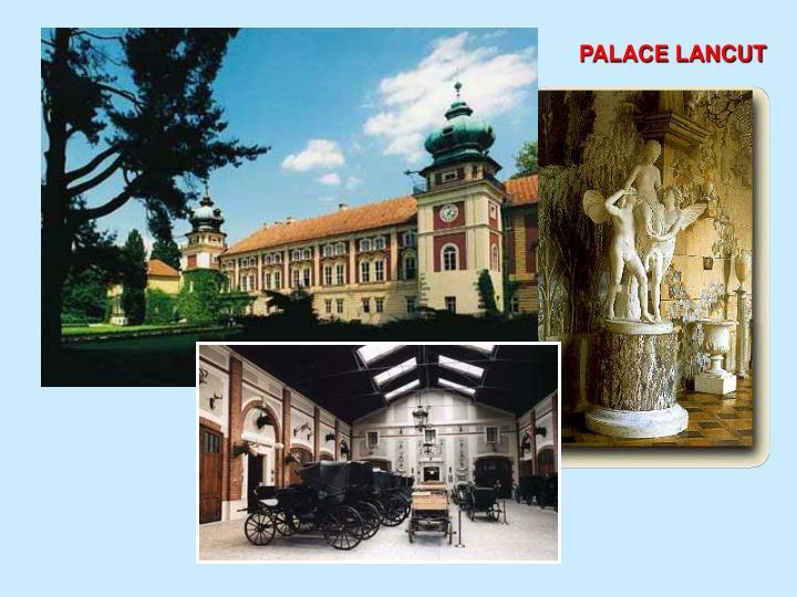 PALACE LANCUT