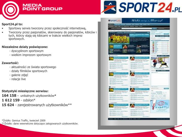 Sport24.pl to: