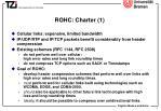 rohc charter 1