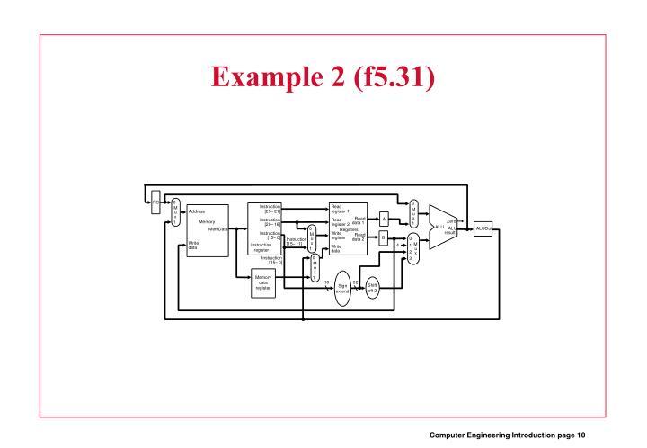 Example 2 (f5.31)