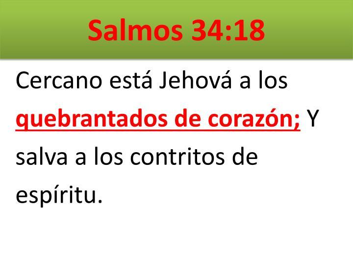 Salmos 34:18
