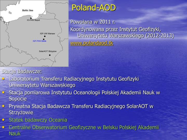 Poland-AOD
