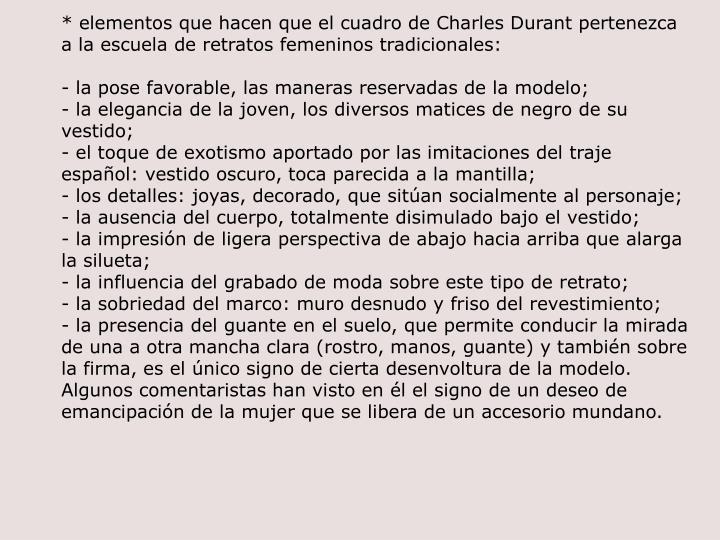 Carolus-Duran (sobrenombre de Charles Durant) (1837-1917):
